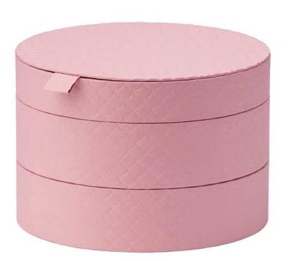 IKEA Pallra Storage Box, Pink, BNWT