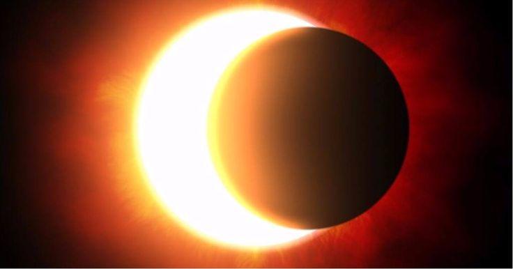 Desde la una de la tarde se podrá disfrutar del eclipse de sol en Cuba #DeCubayloscubanos #cuba #eclipsedesol
