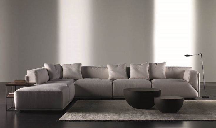 BACON 7 seater sofa by Meridiani