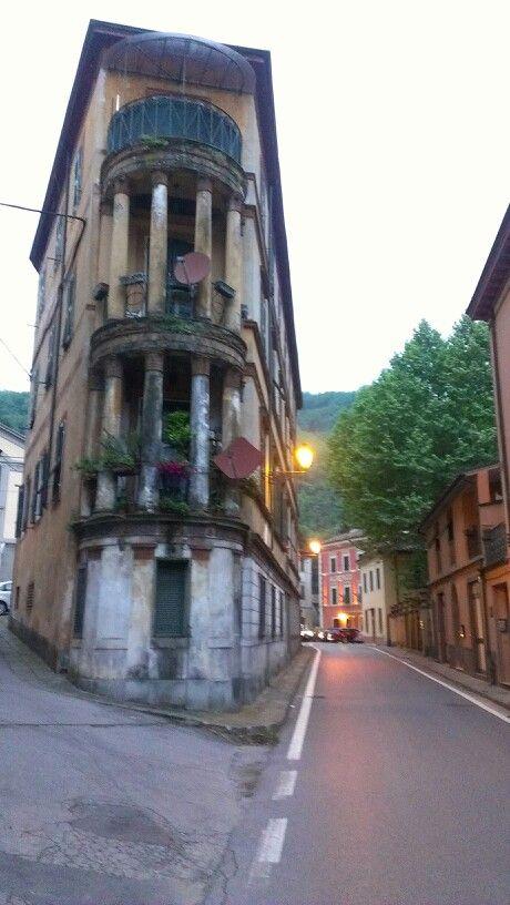 Bagni di Lucca, Tuscany, Italy'13