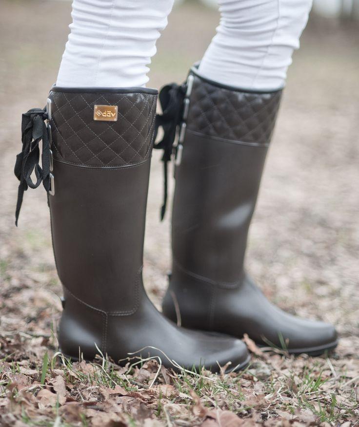 støvler, stilige, knyting, vide, skaft, brune, vaffelmønster, ridestøvler, gummistøvler, nettbutikk
