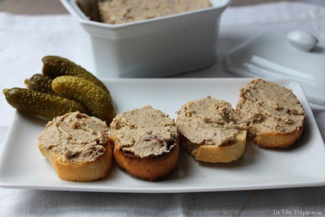 La Fée Stéphanie: Pâté de champignons, une recette vegan bluffante!