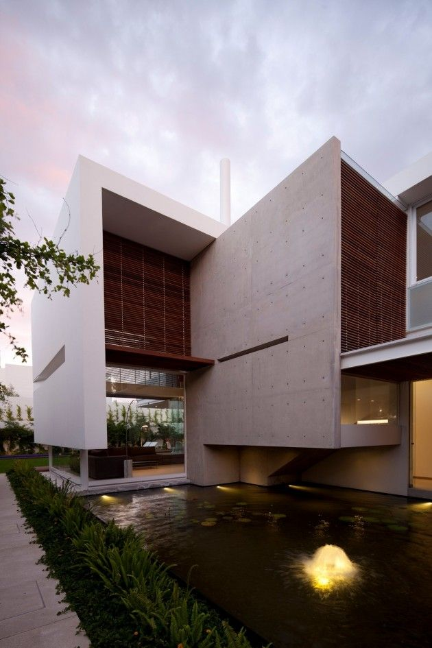 FF House by Hernandez Silva Architects - #architecture