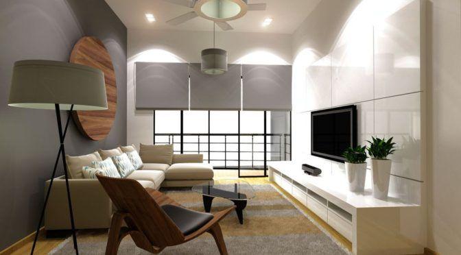 25 Condo Living Room Design Ideas