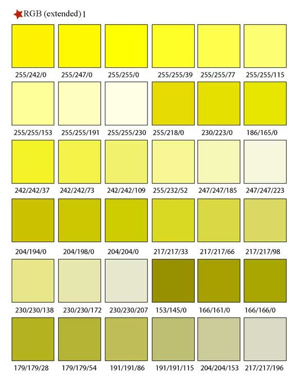 16 best rgb printable color palette swatches images on pinterest