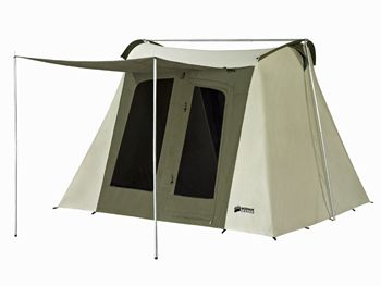 Kodiak Canvas Tents - Tents that you'll pass down for generations.  68 lbs. = a generation of car campers.