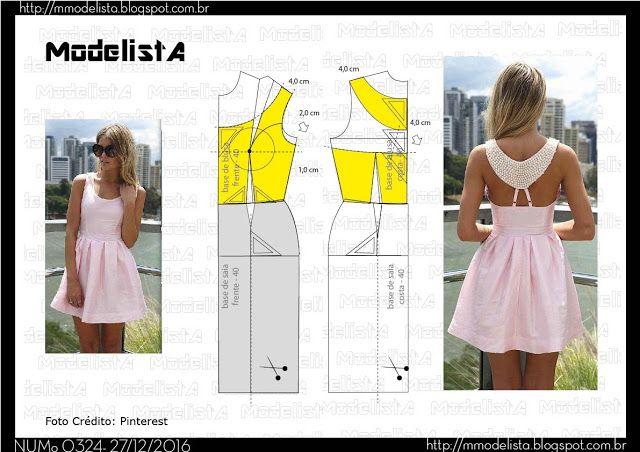 ModelistA: A3 NUM 0324 DRESS