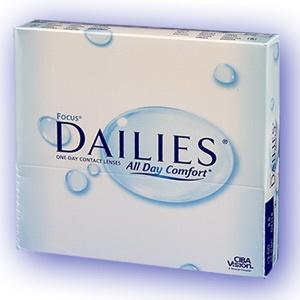 Focus Dailies 90 Tageslinsen für nur CHF 44.60