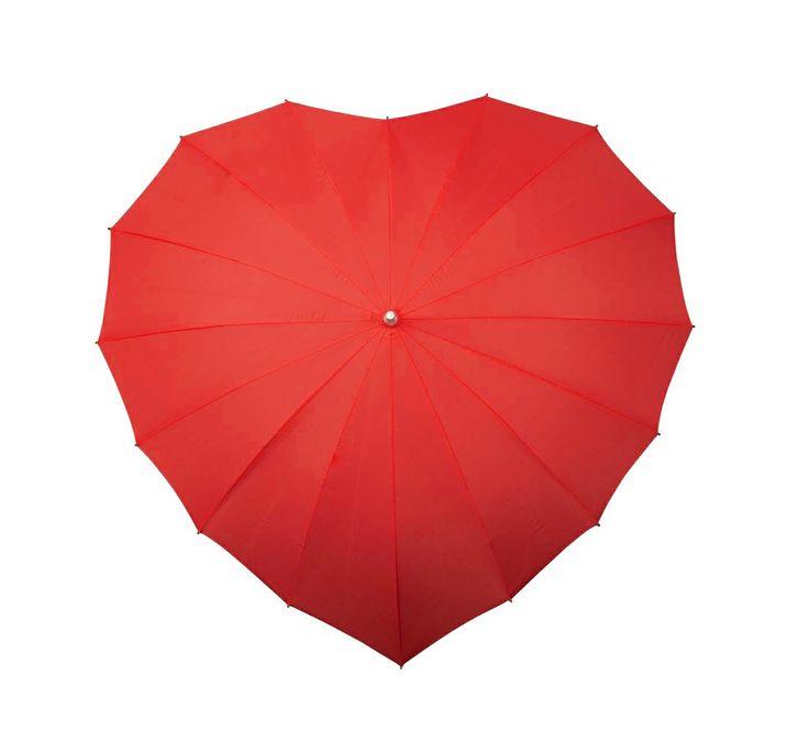 Mit diesem originellen Regenschirm, schenkt ihr eurer Mama eine großes rotes Herz, dass sie vor Regen und Sonne schützt.  http://www.megagadgets.de/herz-regenschirm.html