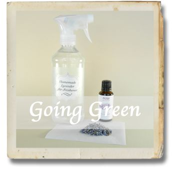 1000 images about going green on pinterest recycling keep calm and earrings - Homemade air fresheners ...
