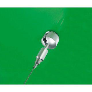 Seilhalter Plusmini für Stahlseil klappbar für Seilsystem Fly Mini