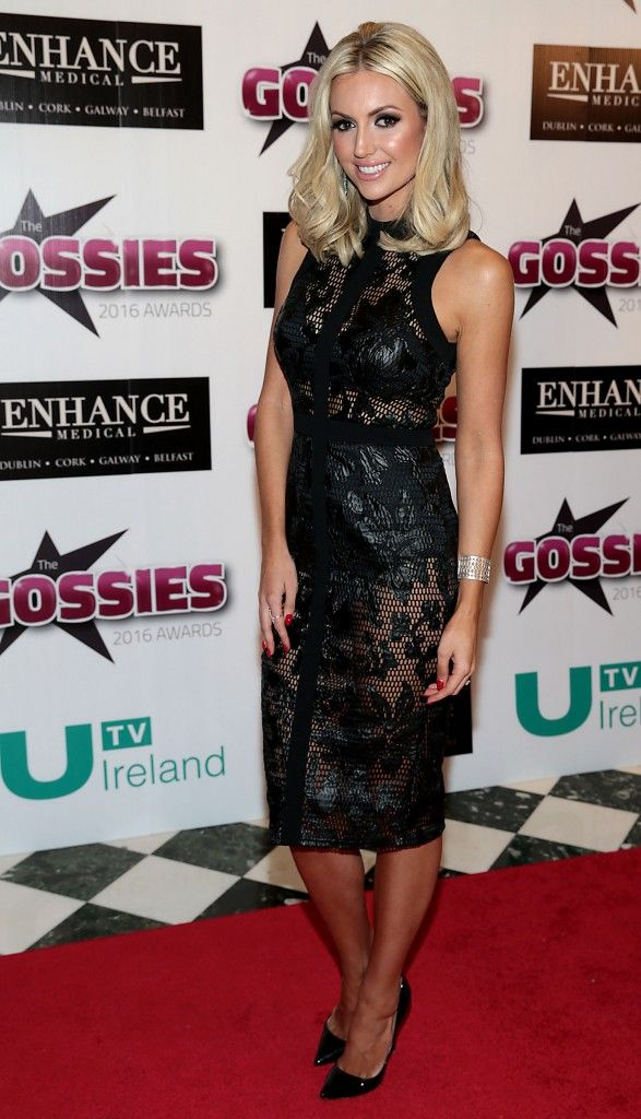 104 best rosanna davison images on pinterest fashion styles blonde ambition other glamorous attendees of the night were rosanna davison a former miss world who lost out to vogue in the most stylish lady category thecheapjerseys Images