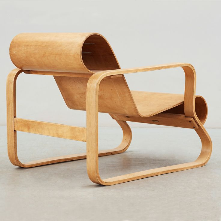 5 1 tijdloze top designstoelen paimio chair alvar for Chaise alvar aalto