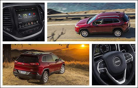 2014 Jeep Cherokee Limited Review Editor's Review | Auto123.com