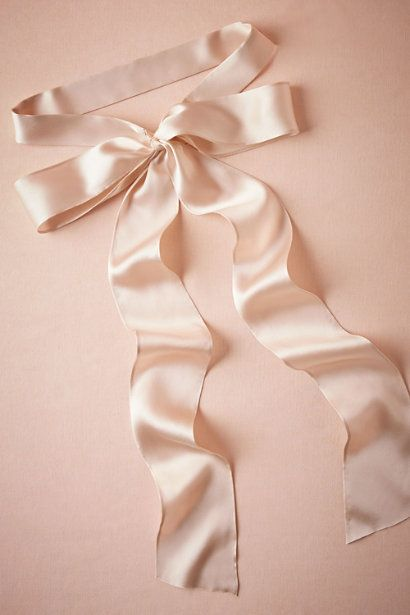 """Simply Silk Sash for the perfect """"less is more"""" look!"""