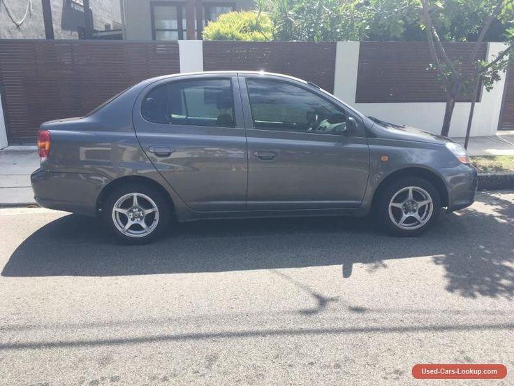 Toyota Echo 2005 - 4-door - mechanically excellent condition #toyota #echo #forsale #australia