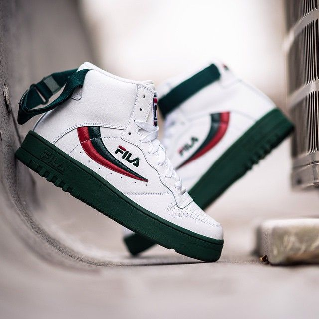 PACKER SHOES X FILA – FX-100 THE OG #packershoes #fila #fx100 #theog #sneakers #originals #vintage