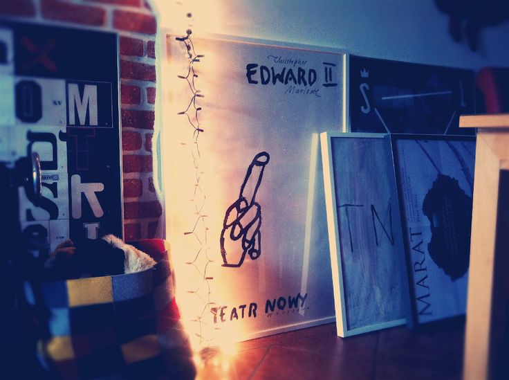 Edward w domu!