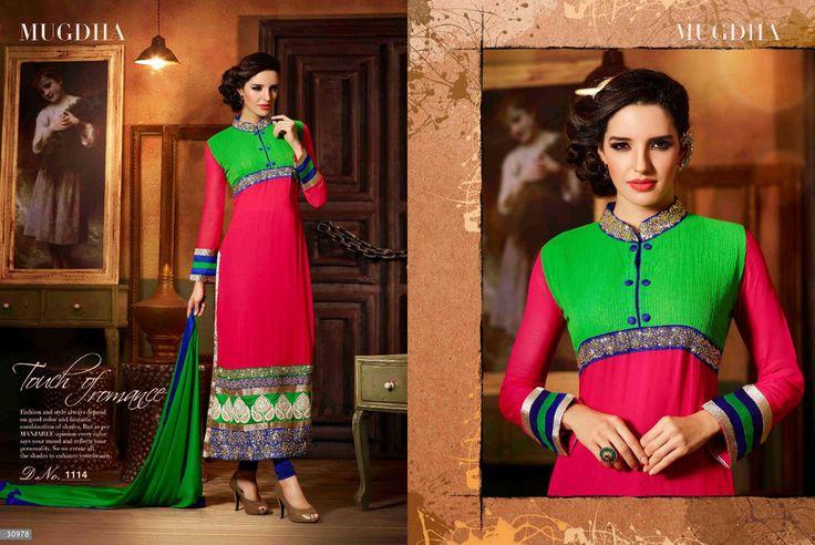 Salwar Designer Anarkali Party Pakistani Wedding Indian Bollywood Kameez Suit…