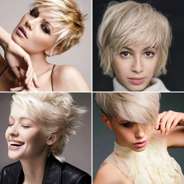 1001 + exemples parfaits de la coupe courte effilée à ne pas manquer | Coupe de cheveux courte ...