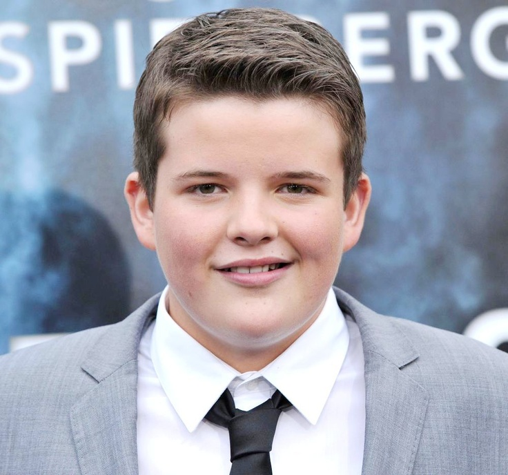 This is Riley Griffiths he plays charles in Super 8.