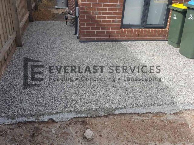 Exposed Aggregate Concrete Melbourne Driveway Colours Cost