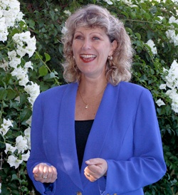 Shirley McKinnon, a party plan specialist, author & coach with over 20 years' experience, presented at our 2009 Night of Stars conference.
