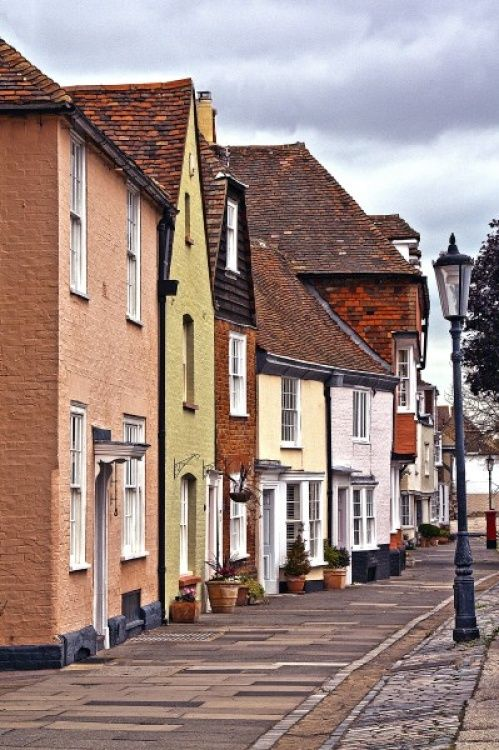 Faversham Town : 1124724 - PicturesOfEngland.com