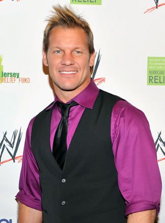 chris jericho in purple