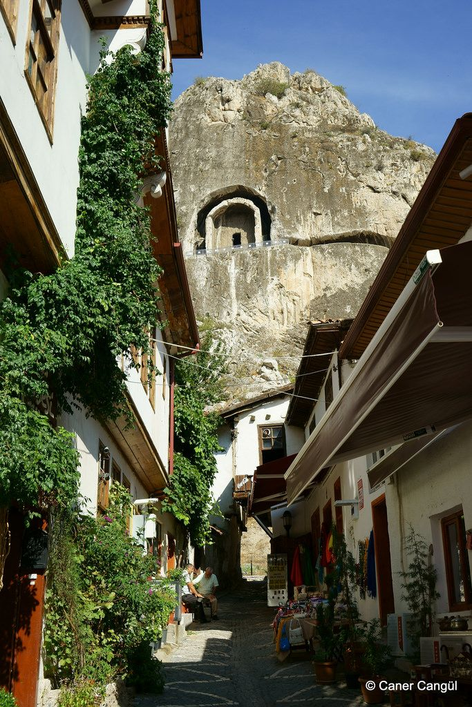 Amasya Sokakları