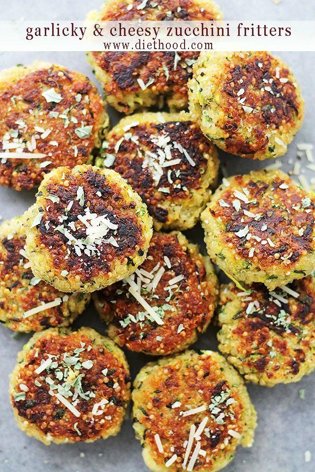 Spinach and Garlic Potato Patties Recipe | Diethood