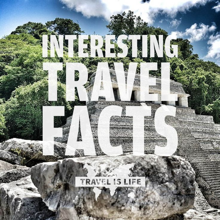 Interesting Travel Facts | Learn About The World | Learn some interesting and bizarre facts about traveling and the world you live in. | Travel Trivia | Today I Learned | The More You Know | World Facts | Uber Travel Facts