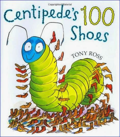 Books for 100th Day of School