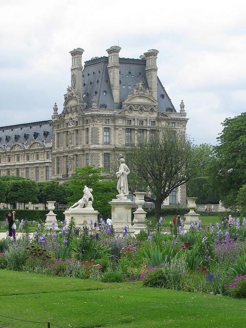 Jardin des Tuileries, Paris - France