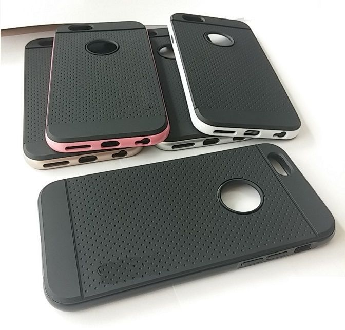 New Slim Grip Rubber Bumper Hard Gel Back Case Cover For Apple iPhone 5/5S/6
