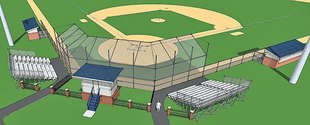 softball dugout design ideas for a small area - Google Search ...