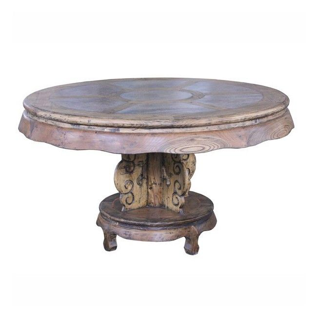 Legend Of Asia Round Dinning Table Marble - Natural 55051M-N - Legend Of Asia Round Dinning Table Marble - Natural 55051M-NSKU: 55051M-NManufacturer: Legend Of AsiaCategory: FurnitureSub Category: TableFinish: NaturalDimensions: 54W x 54D x 31H
