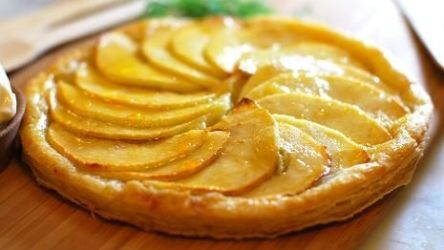 Apple Tart » Recipes and Foods from United Kingdom