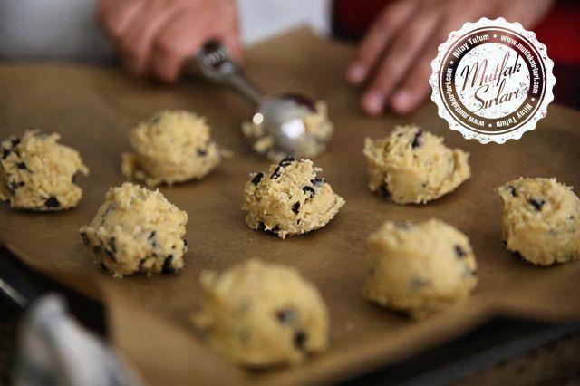 Yulaflı Çikolatalı Kurabiye Tarifi   Mutfak Sırları