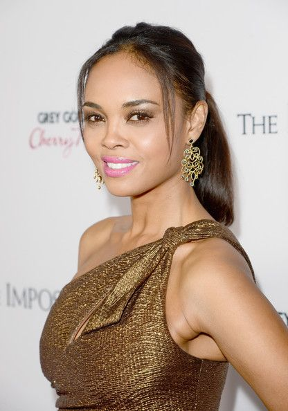Sharon Leal | Sharon Leal Actress Sharon Leal attends the Los Angeles premiere of ...