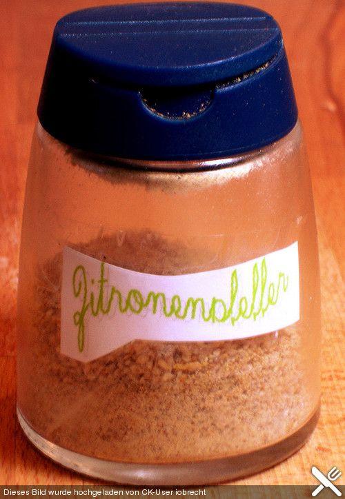 Zitronenpfeffer, selbstgemacht (Rezept mit Bild) von iobrecht | Chefkoch.de