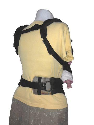 Oum'S  Le specialiste du portage physiologique, vous propose son porte bebe preforme PhysioForm
