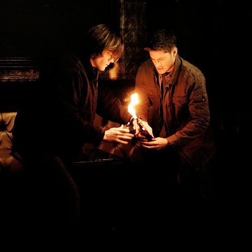 Sam And Dean 8x15 Man's Best Friend With Benefits
