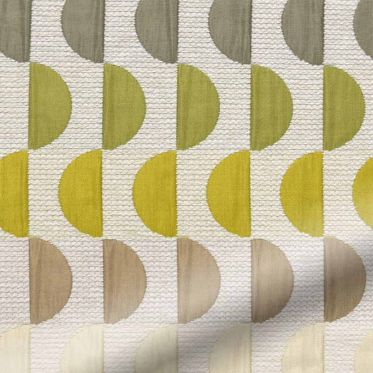 Choices Viva Funky Green Roller Blind