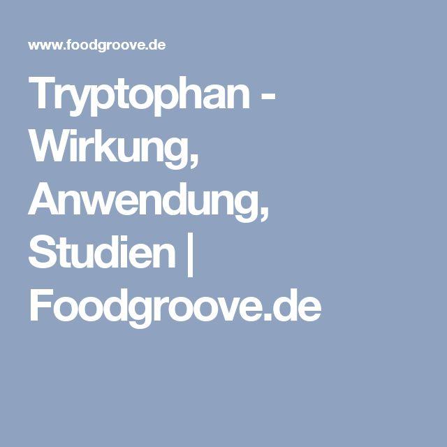 Tryptophan - Wirkung, Anwendung, Studien | Foodgroove.de