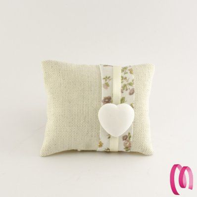 CUSCINO COUNTRY CUORE 1 PZ
