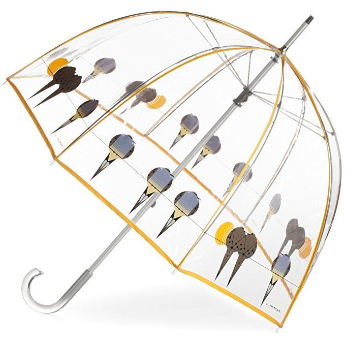 $39.95 Charley Harper Lovey Dovey Bubble Umbrella