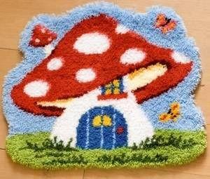 Вышивка ковров - Хоббери