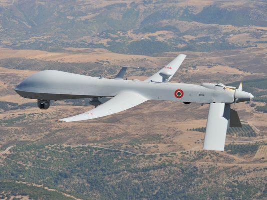 Italy Will Expand Crew Raining For Its Predator Above And Reaper Unmanned Air Vehicle