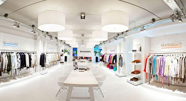 Beaumont | showroom & interior design on Behance